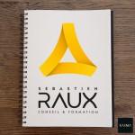 Création de Logo pour Sébastien Raux