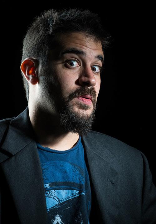 Brian Allen portrait