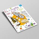 Création Flyer Mairie Condrieu
