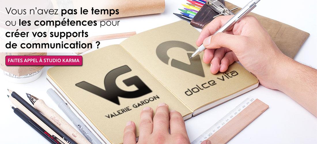 Slider Création de Logo Entrepreneur et Entreprise