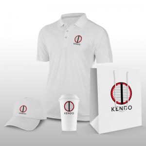 Création Logo personnalisé Kendo - Objets Publicitaires