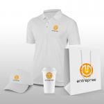Création Logo personnalisé Entreprise #007 - Objets Publicitaires