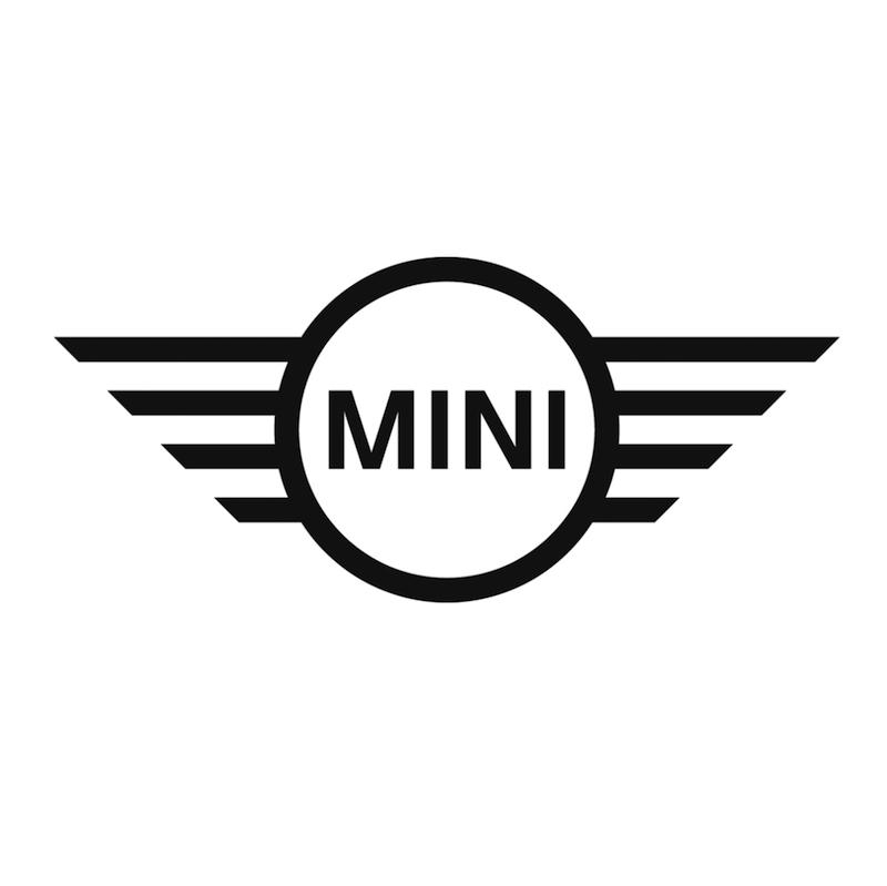Nouveau Logo MINI - MINI nouveau logo minimaliste - Studio Karma - Graphiste Freelance