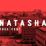 Typo Gratuite Natasha | Studio Karma