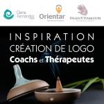 Inspiration Création Logo Coach Thérapeute