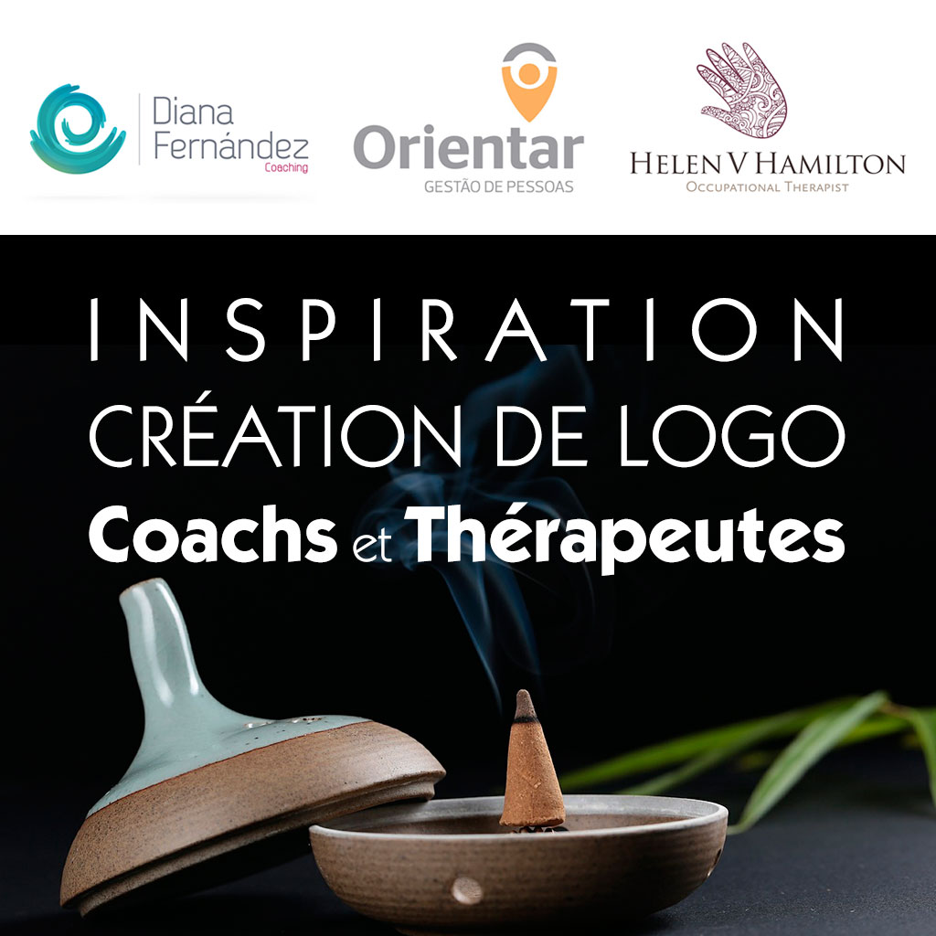 Inspiration Création Logo Coach Thérapeute - Studio Karma