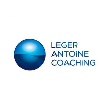 Création Logo Leger Antoine Coaching entreprise Toulouse