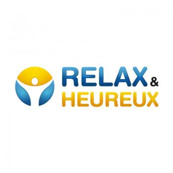 Création de Logo pour Relax et Heureux