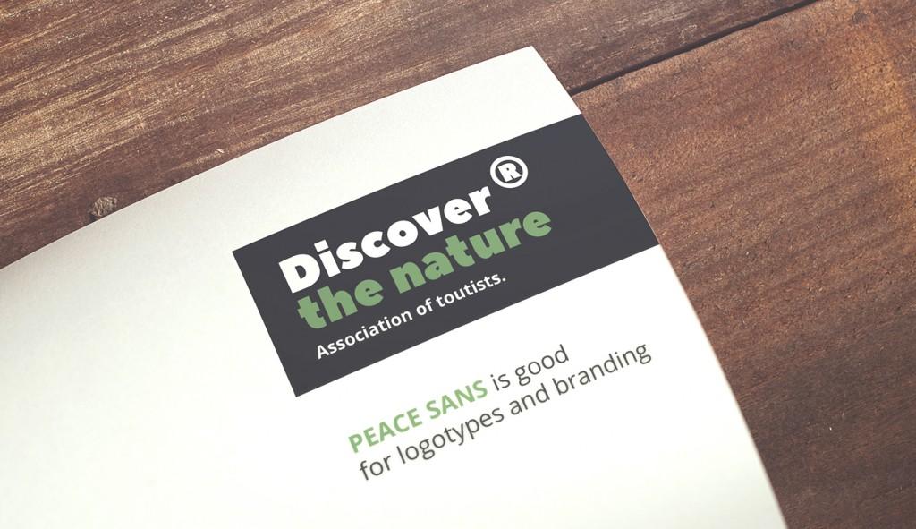 Typo Gratuite Peace Sans - Free Font - Studio Karma - 5