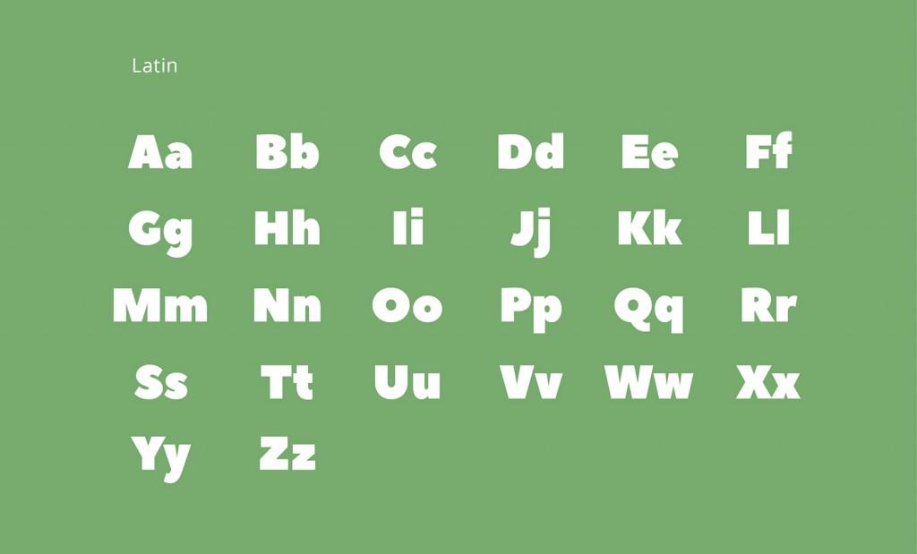 Typo Gratuite Peace Sans - Free Font - Studio Karma - 6
