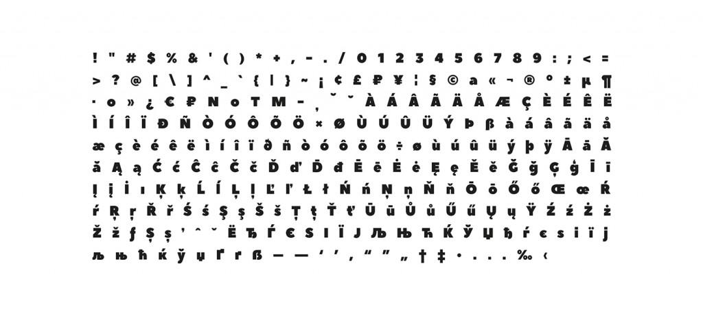 Typo Gratuite Peace Sans - Free Font - Studio Karma - 8