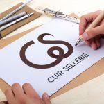 Création Logo / Carte / Flyer CS Cuir Sellerie