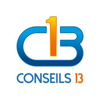 Creation Logo Conseils 13 - GESTION PERSONNEL et PAIE - AUDITS ORGANISATIONS ENTREPRISE - Studio Karma - Graphiste