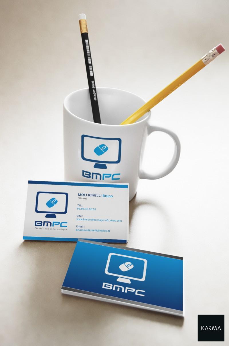 Studio Karma - Carte de Visite BMPC