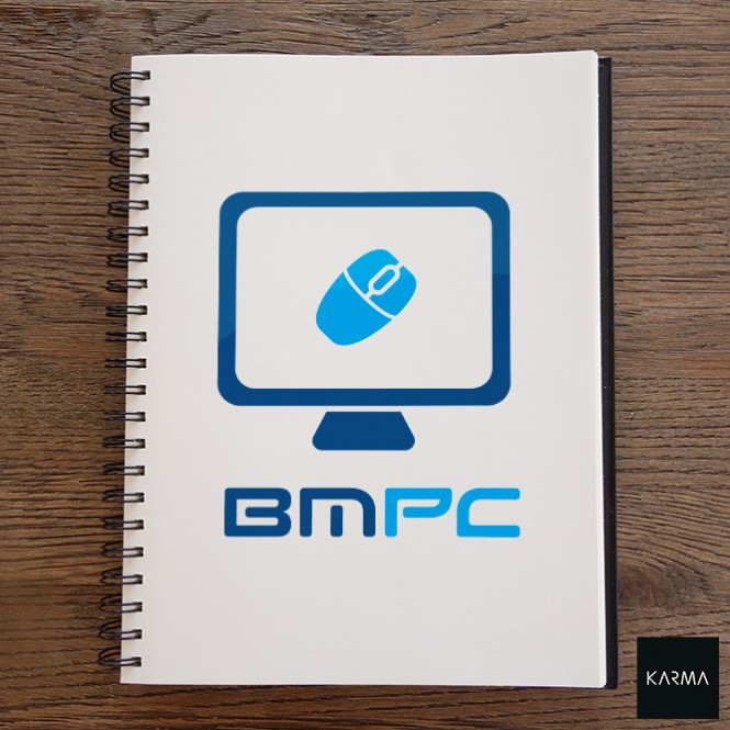 Studio Karma - Création Logo BMPC