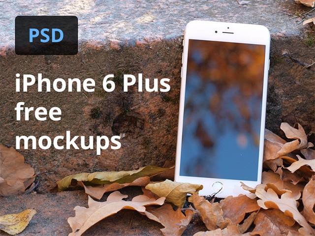 free mockups iPhone 6