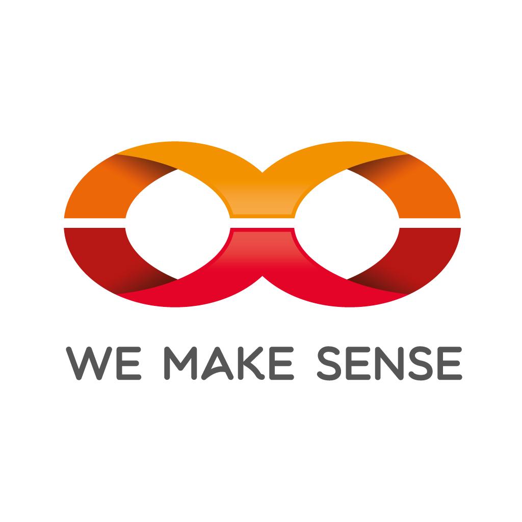 Creation Logo We Make Sense - Paris - Coaching Accompagnement individuel collectif - Studio Karma - Graphiste