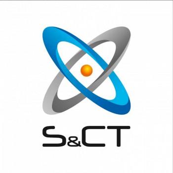 Création de Logo SCT - Services et Conseils Télécoms