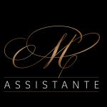 creation Logo entreprise M Assistante - Marlene Revenant - secretaire assistante indépendante - Studio Karma - Graphiste Freelance Formation - Rhone Alpes Ain