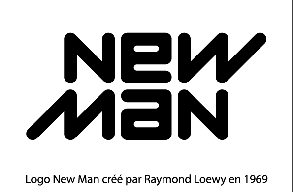 Logo New man Logo