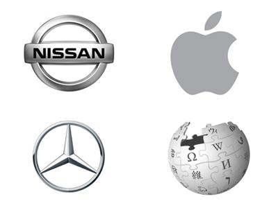 Exemple Logo Gris - Article Comment choisir la couleur de votre logo