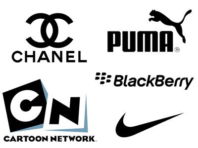 Exemple Logo Noir - Article Comment choisir la couleur de votre logo