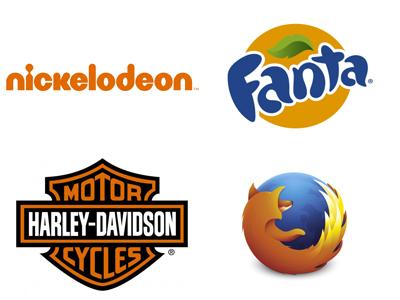 Exemple Logo Orange - Article Comment choisir la couleur de votre logo