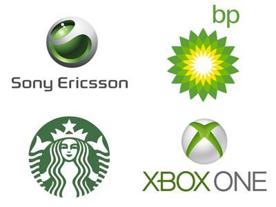 Logo Vert - Comment choisir la couleur de votre logo