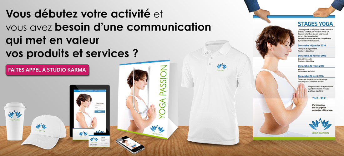 Vous avez besoin d'une communication qui met en valeur vos produits et services ?