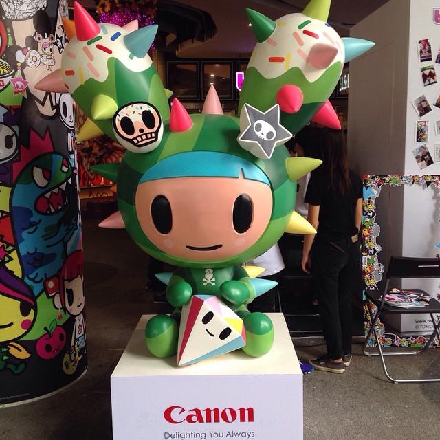 tokidoki Canon