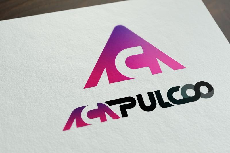 Création du Logo Acapulcoo