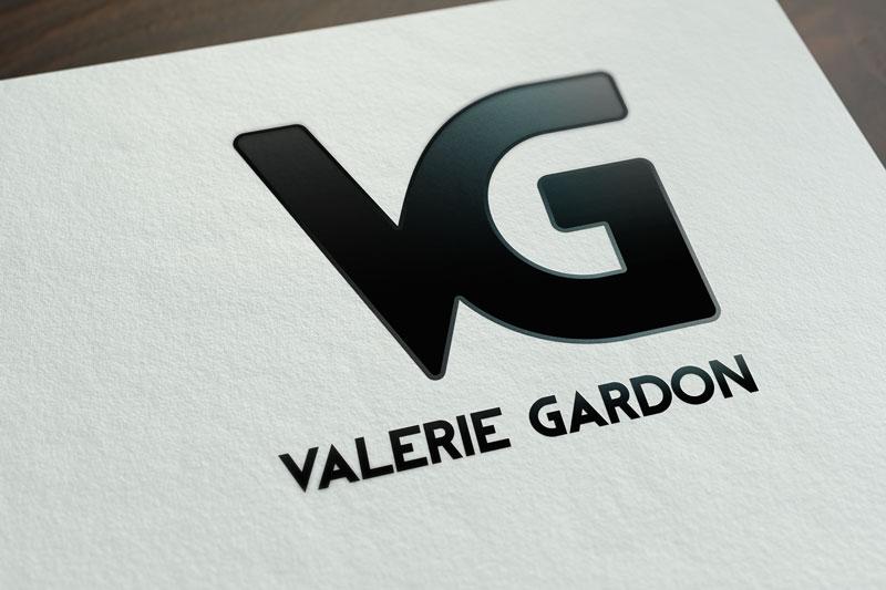 Logo Valerie Gardon Presentation