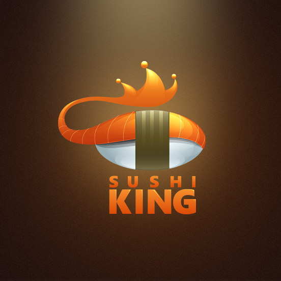 Inspiration Logo Sushi - Studio karma - Graphiste Freelance