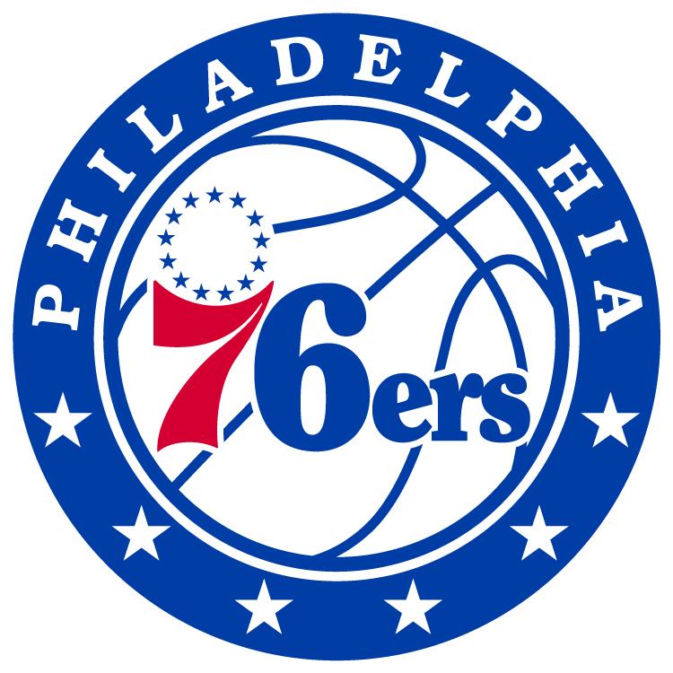 Nouveau Logo 76ers philadelphia - Sixers - 2015:2016