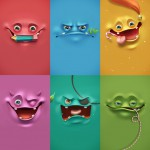Funny Face Wallpaper | Wallpaper Visage