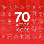 Pack Gratuit d'icônes Noël | Free Christmas Icons