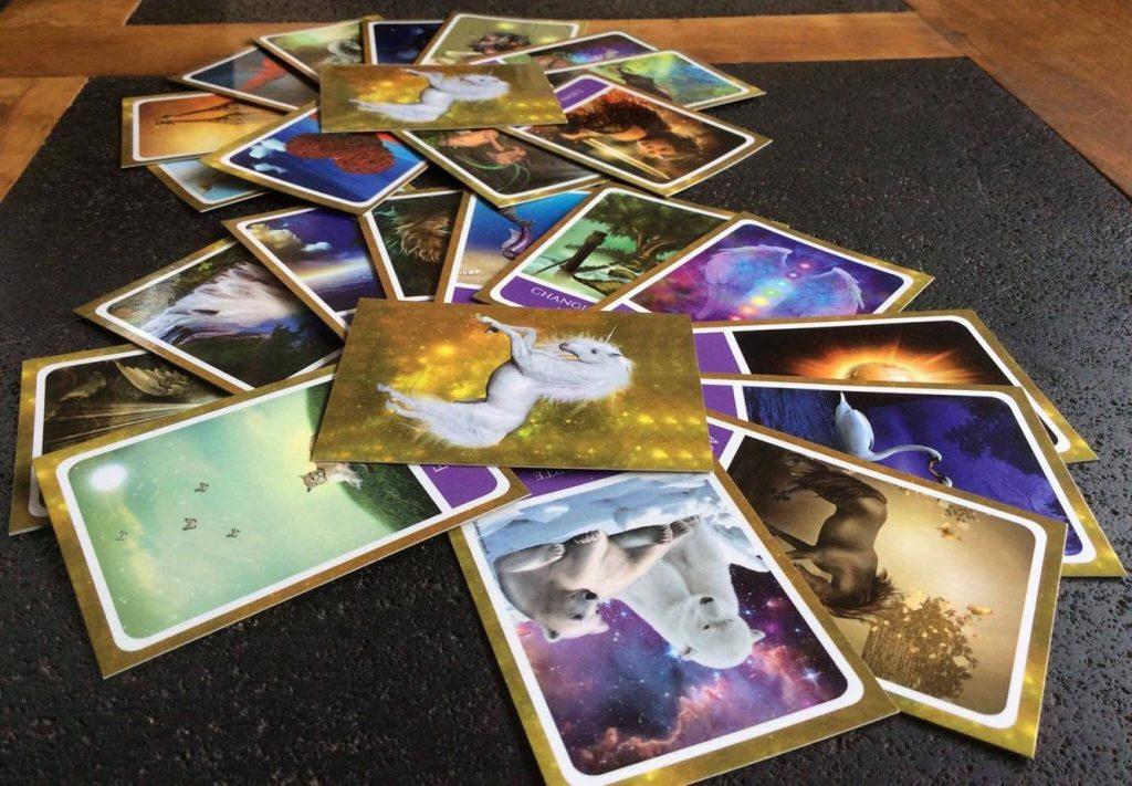 Création de jeu de cartes de soins énergétiques - Macala - 7
