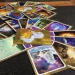 Création de jeu de cartes de soins énergétiques - Macala