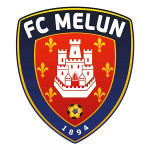 Creation Logo FC MELUN - Club Football Melun - Karma - Graphiste