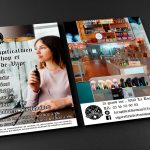 Creation Flyer Rupificaldien Vap - Vape Shop La Rochefoucauld
